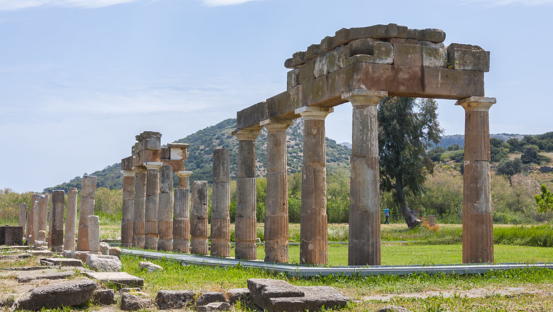 Sanctuary of Artemis in Brauron (Attica, Greece)