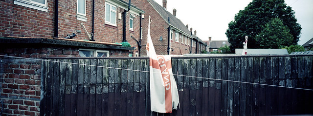 England Flag - Sunderland