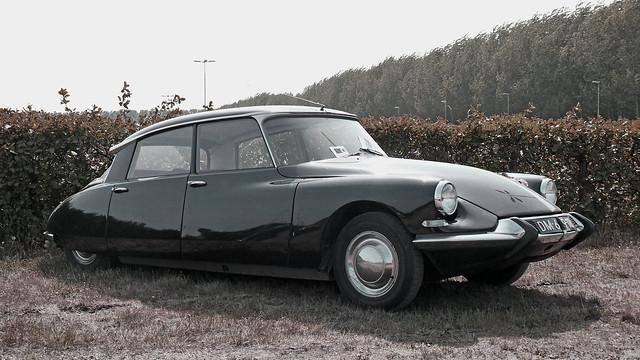 Citroën DS 19 (2ème série, 1963-65)