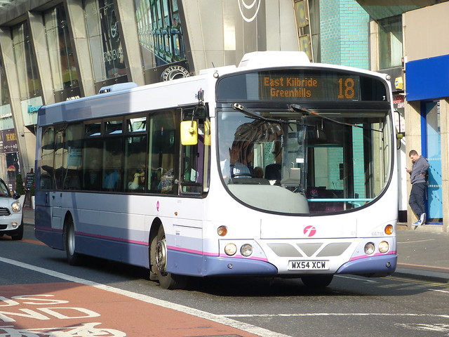 First Glasgow 66735 140910 Glasgow