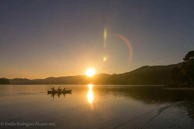 Navegando hacia  el Sol.