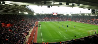 Southampton v Ipswich Town, St. Marys Stadium, FA Cup 3rd round, Sunday 4th January 2015 | by CDay86