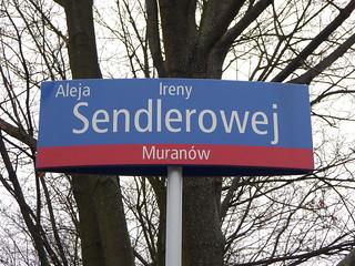 Aleja Ireny Sendlerowej