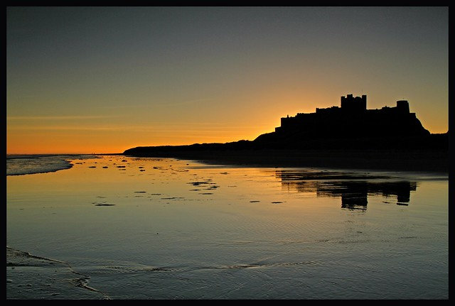 Bamburgh Castle (explored)