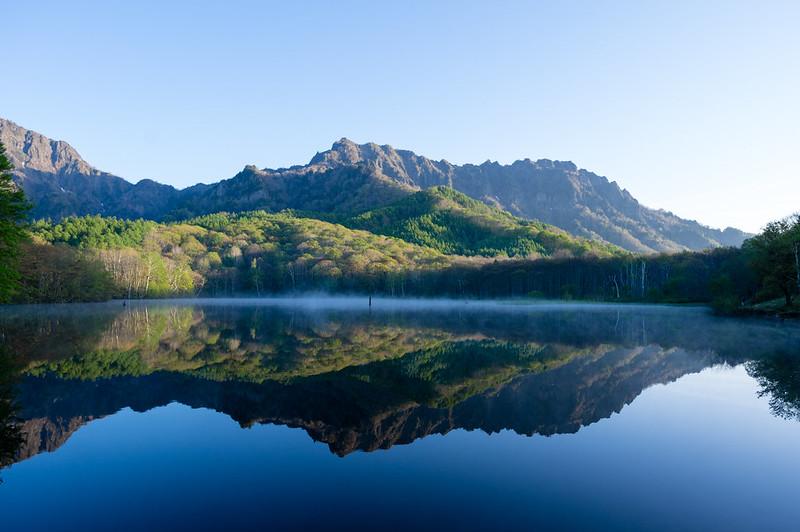 KAGAMI-IKE (morning)