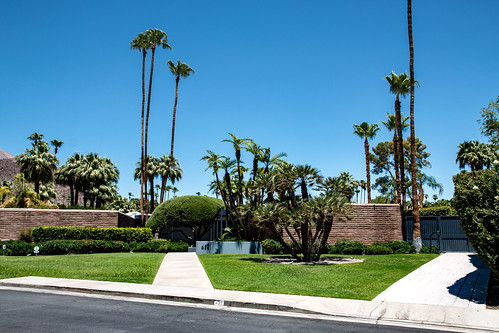 Dinah Shore Residence  Palm Springs | by Tips For Travellers