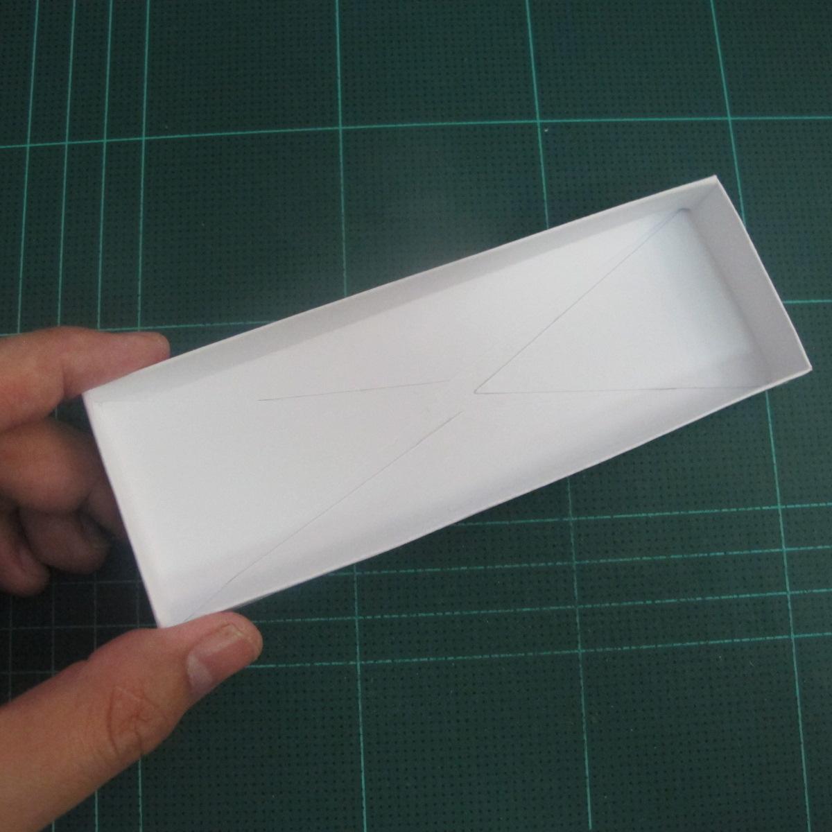 วิธีทำกล่องกระดาษสำหรับใส่ของเป็นลายดอกไม้ (Botanical paper box DIY printable template) 005