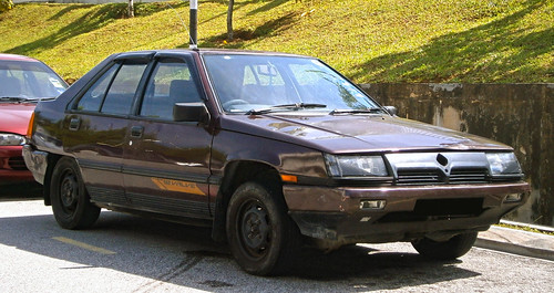 1992 Proton Saga Aeroback (12-valve, Mega Valve, poor condition) | by Aero7MY