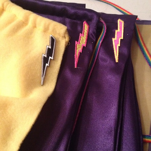 Capes For The Next Generation Of Superheroes | by Jared Axelrod