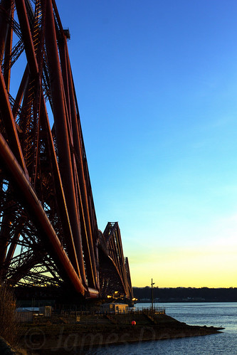 uk bridge red sea west colour landscape scotland europe commerce fife steel united kingdom places forth roads draw metals lothian firth northqueensferry