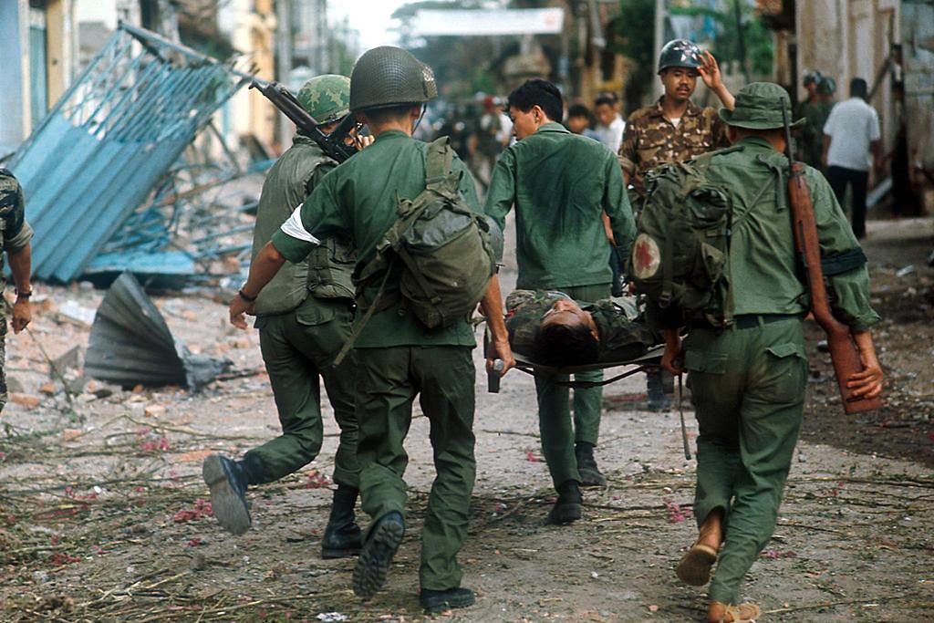 SAIGON 1968, Tet Offensive - A South Vietnamese soldier in