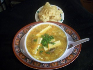 D4 Hot & Sour Soup | by Golden Gate Chinese Restaurant