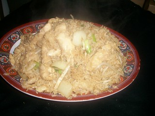 E2 Chicken Fried Rice   by Golden Gate Chinese Restaurant