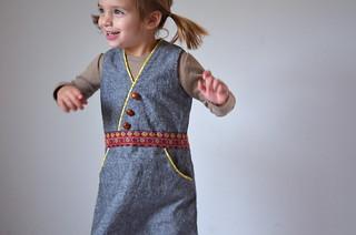 Sunday Picnic Dress   by hungie gungie