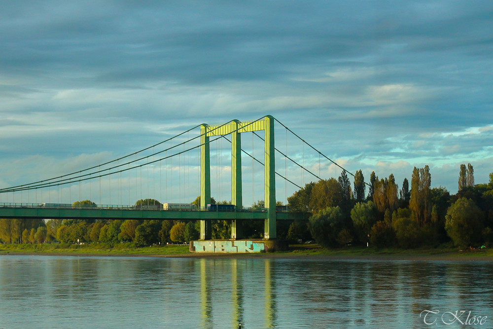 Rodenkirchener Brücke Köln