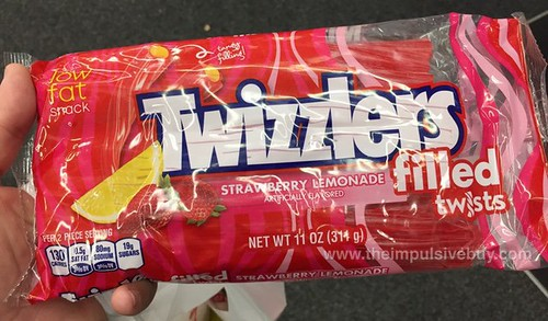 Twizzlers Strawberry Lemonade Filled Twists | by theimpulsivebuy