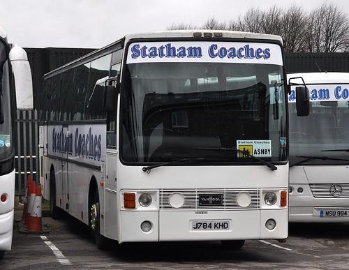 J784KHD | Statham Coaches Yard