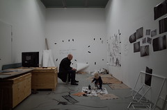 Marcel van den Berg @ RijksakademieOPEN 2014