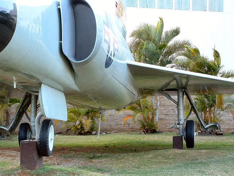 Convair F-102A 2