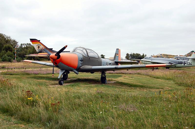Piaggio P-149D 7