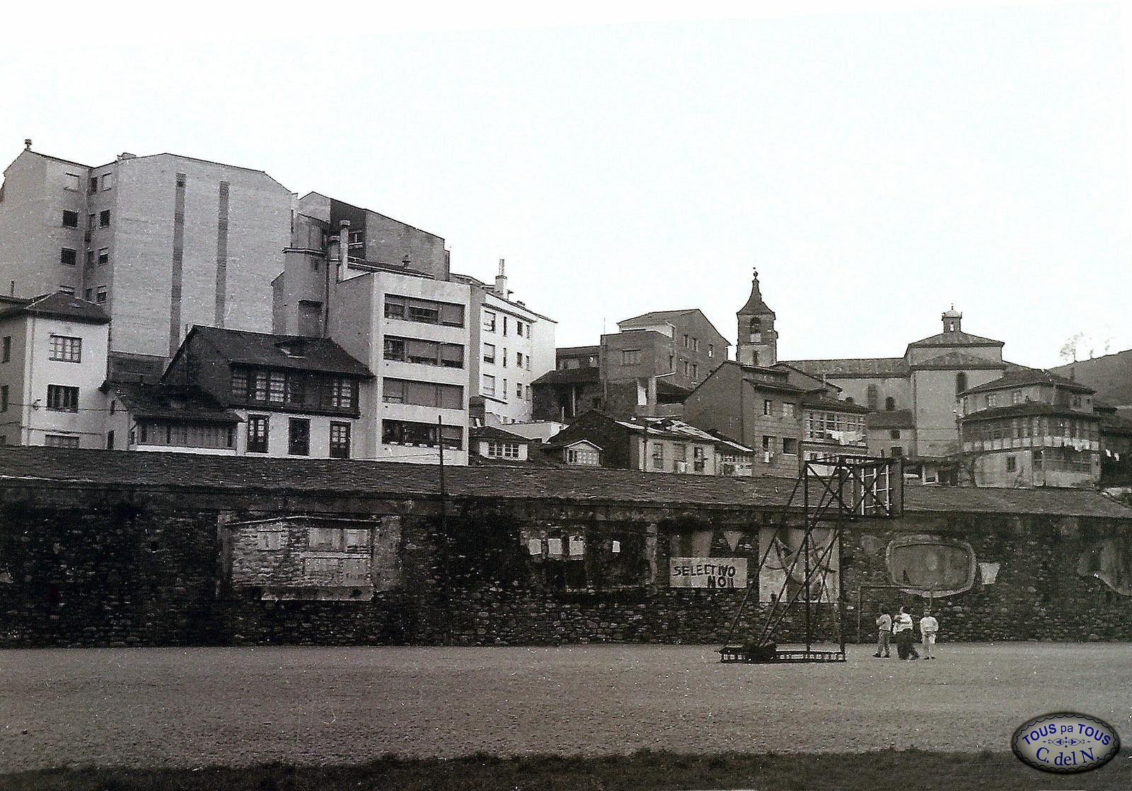 1985 - Campo de La Vega