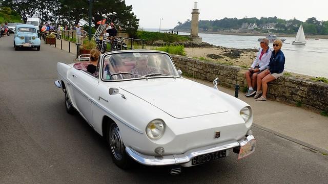 RENAULT CARAVELLE Cabriolet 1964