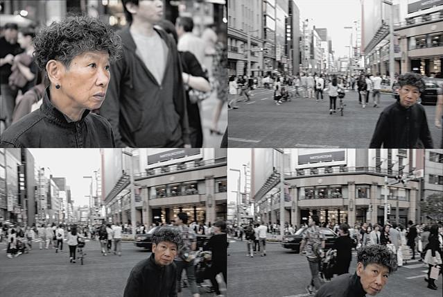 Sequential portrait - Retrato secuencial