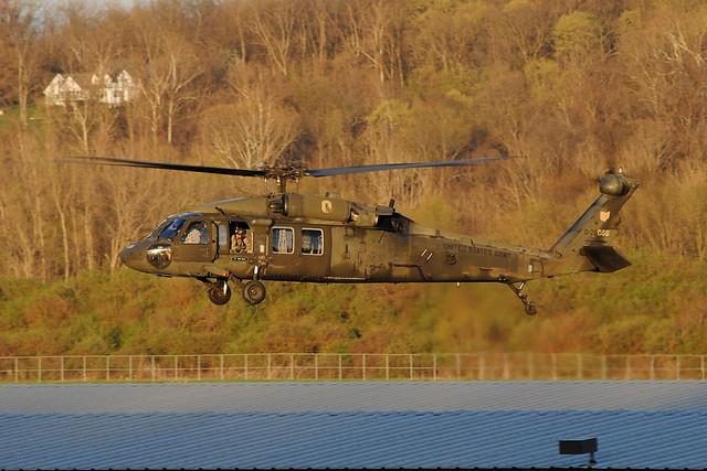 US Army UH-60A 88-26056 at KLUK