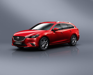 2015 Mazda6 Wagon - facelift   by Az online magazin