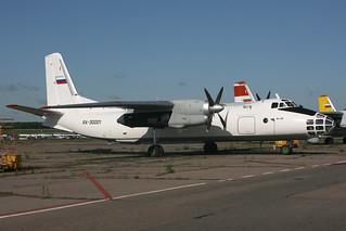 RA-30001. An-30. Myachkovo Air Services. BKA.