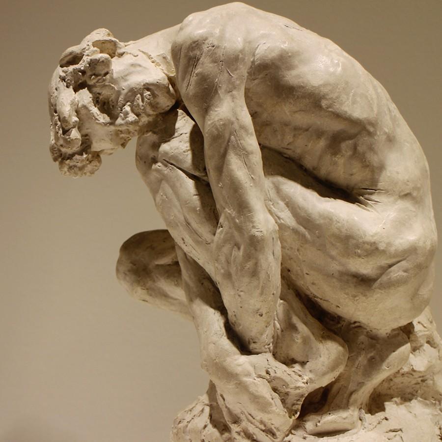 l'homme penché | sculpture de Camille Claudel exposition ...