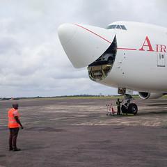 Lapangan Terbang Antarabangsa Roberts, Liberia