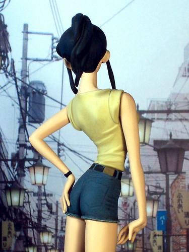 "Neon Genesis Evangelion +++ 1:8 Misato Katsuragi ""in casual outfit"" | by dizzyfugu"