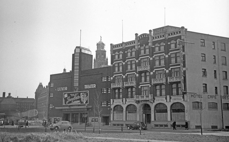 Luxor Theater  - Grand Hotel Central Kruiskade