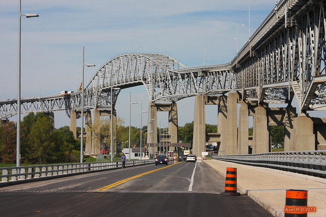 Seaway International Bridge
