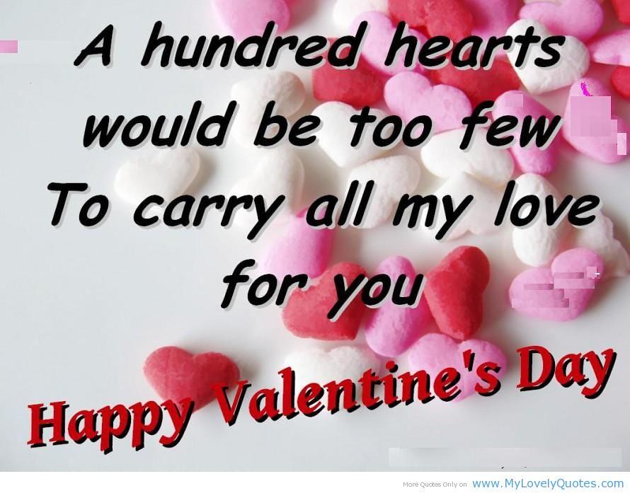 Valentine Day Love Quotes | Valentine Day Love Quotes we ded ...