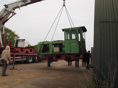 Schoma Lodocs arrive at Crowle Moor   by angus.townley