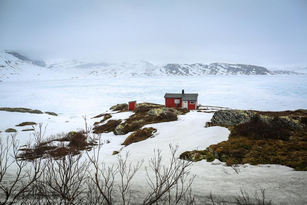 Icey Isolation