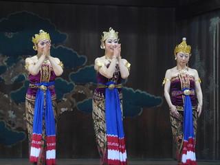 インドネシア舞踊奉納 | by 5eki