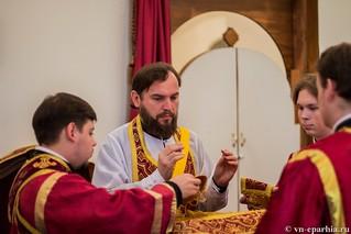 Литургия в Юрьевом монастыре 40