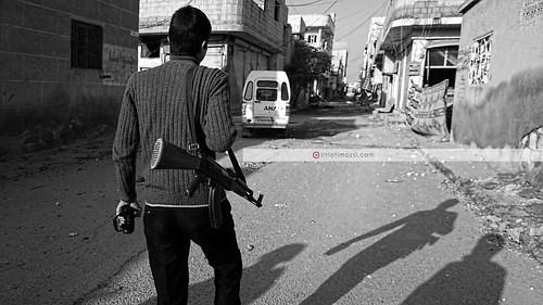 Inside Kobane | Dentro Kobane | by Sirio Timossi