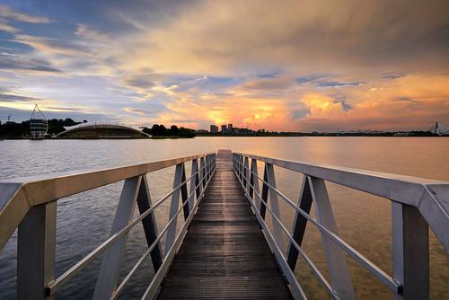 sunset nature photography landscapes amazing nikon malaysia putrajaya greatphotographers explored nikon1024mm nikond7100