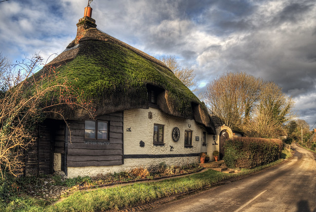 Thatched House, Longstock, Hampshire