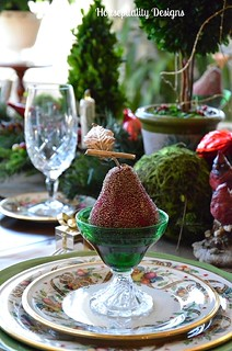 Christmas Woodland Tablescape 2013-Housepitality Designs | by shirleystankus