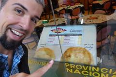 Calzones o pizza ¿qué comeremos hoy?