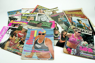 Sun, 01/18/2015 - 18:21 - Paula Newby Fraser garnered more magazine covers than any other triathlete in history. This collection represents a sampling of how many times and places her face helped to sell the sport during her long tenure as the 'queen of Kona.'