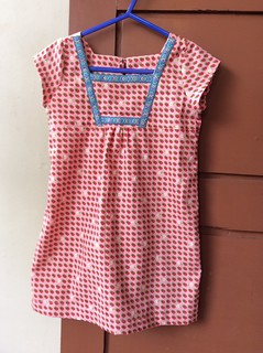 Dress T from Sew Sweet handmade Clothes For Girls