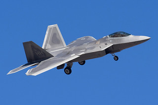 F-22 Raptor 03-4055 | by Dana YVR