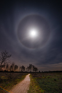 Halo around the Moon | by Jan Paalman