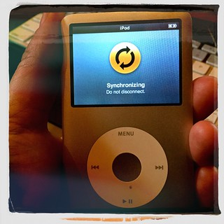 iPod Classic Returned From The Dead | by swanksalot